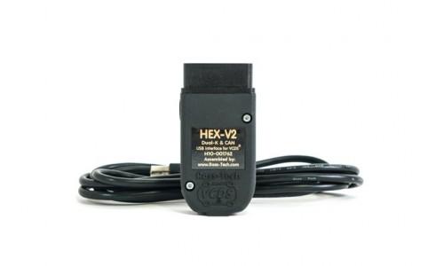 БЕТА-ВЕРСИЯ VCDS HEX NET VCDS HEX V2