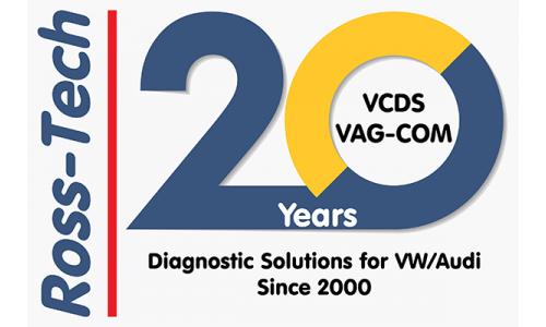 16.05.2020г.: ЮБИЛЕЙ: 20 летие VCDS!