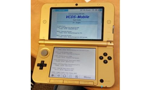 Версия 17.8 для сканеров VCDS